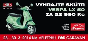 soutěž VESPA