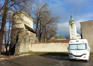 Lipník nd Bečvou a jeho hradby